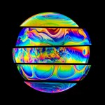 Schizoid Bubble. This is a 2014 Darkroom Gallery People's Choice Award winner.