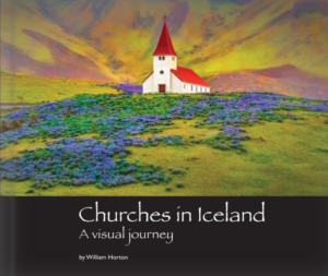 Churches in Iceland, a print book available from Blurb. It contains Icelandic Church photographs.