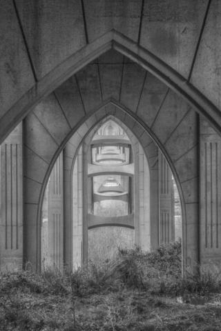 Through the Arches - Oregon's Pacific coast