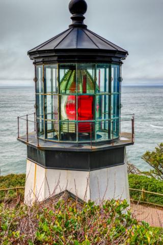 Cape Meares Lighthouse - Oregon's Pacific coast