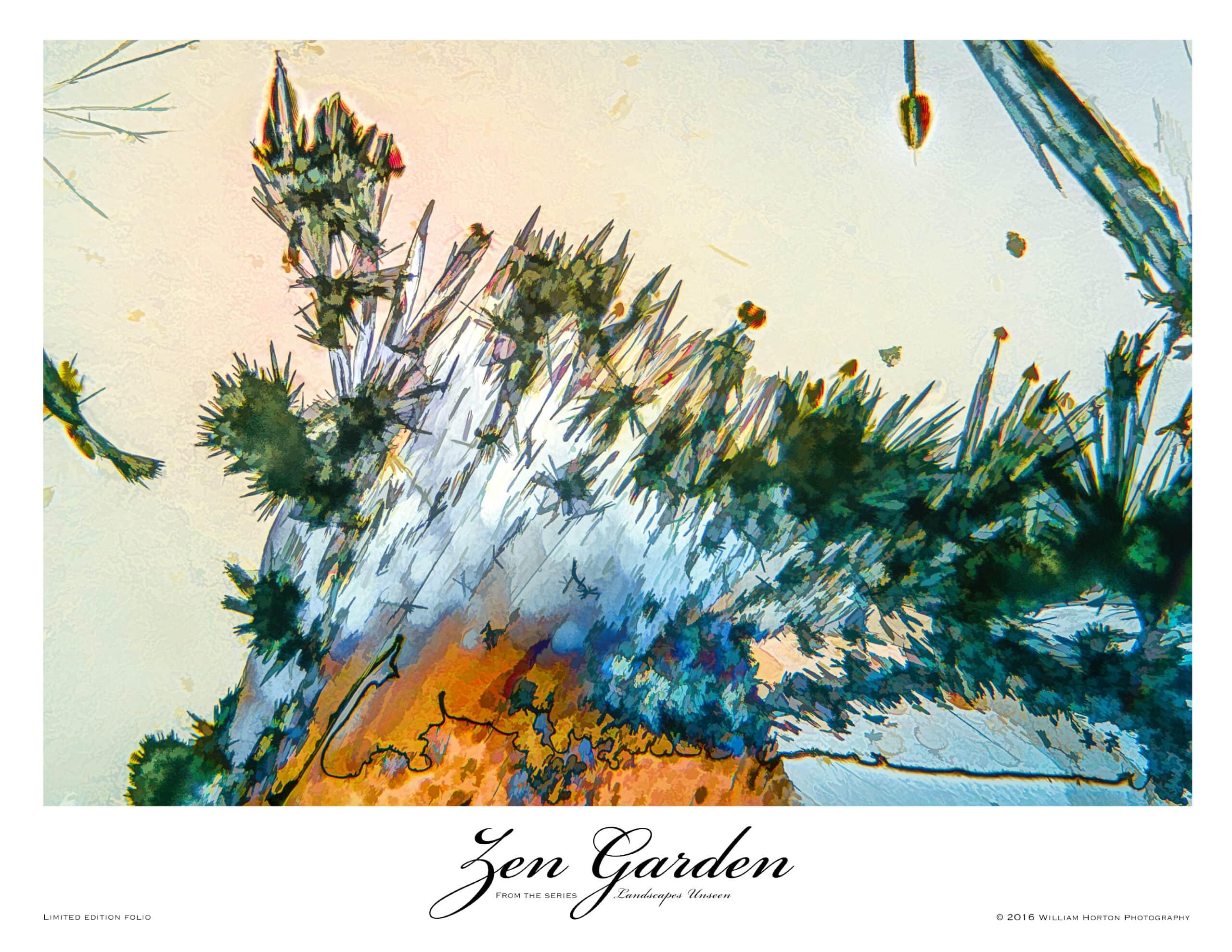 Zen Garden   Open Photographic Folio