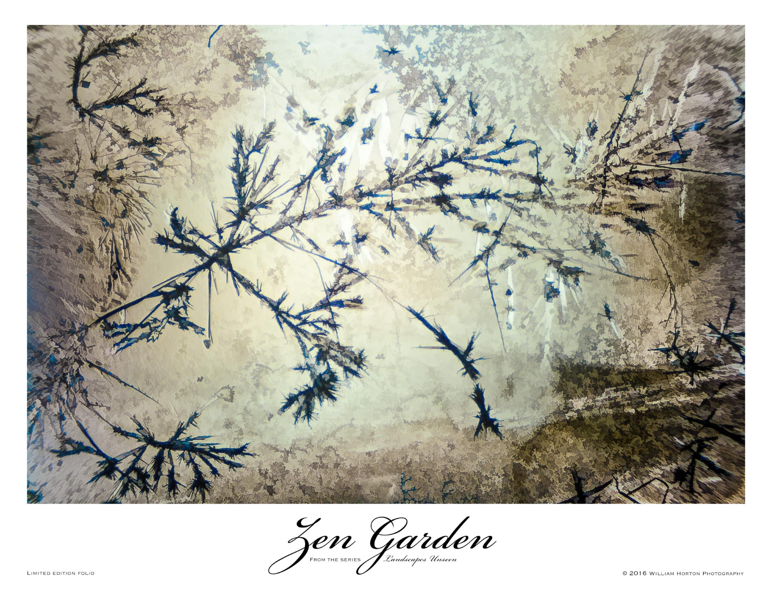 Zen Garden U2013 Open Photographic Folio