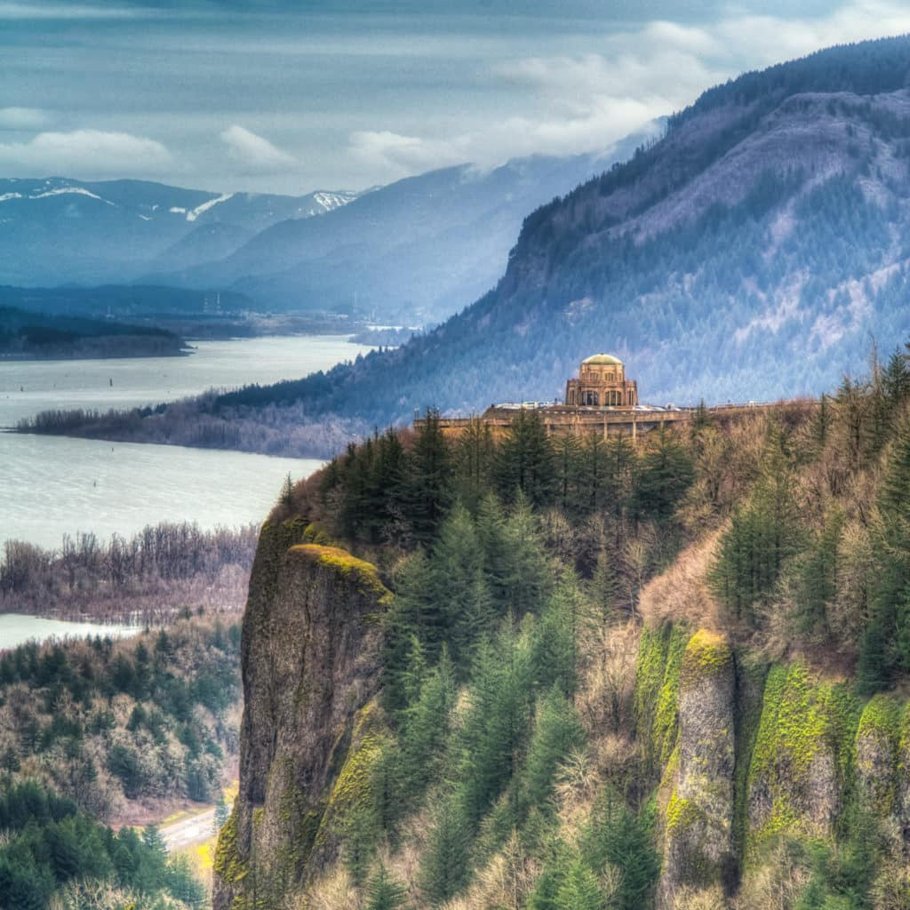 Vista House at Crown Point