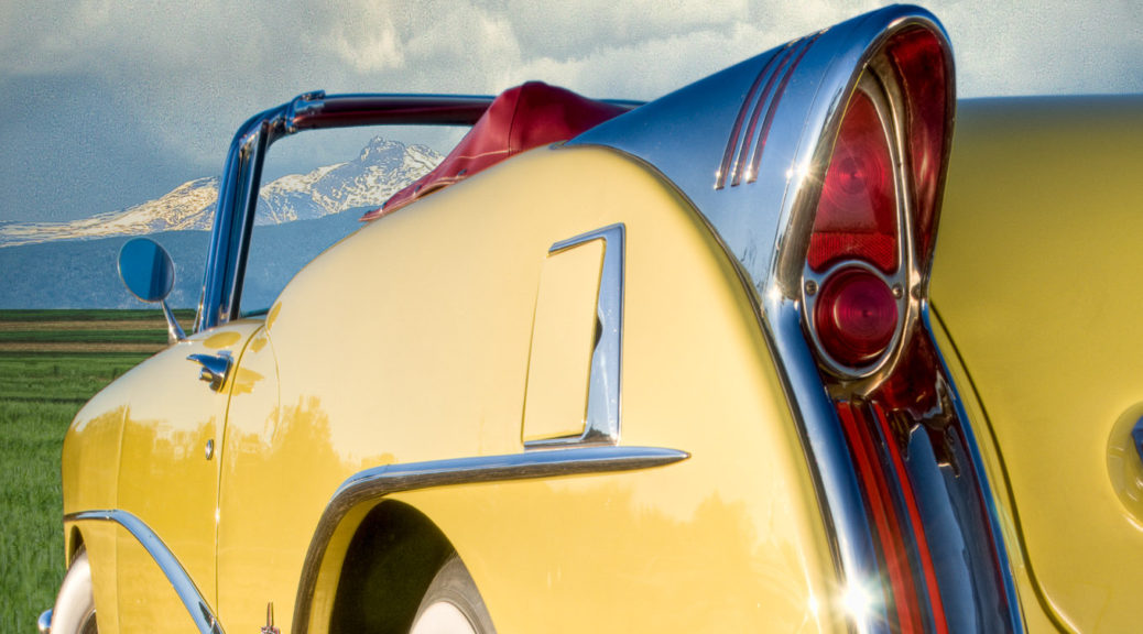 Fabulous Fins of the 50s - 2010 Classic Car Calendar
