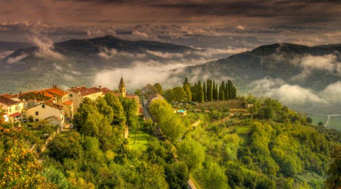 Istrian Peninsula Photographs