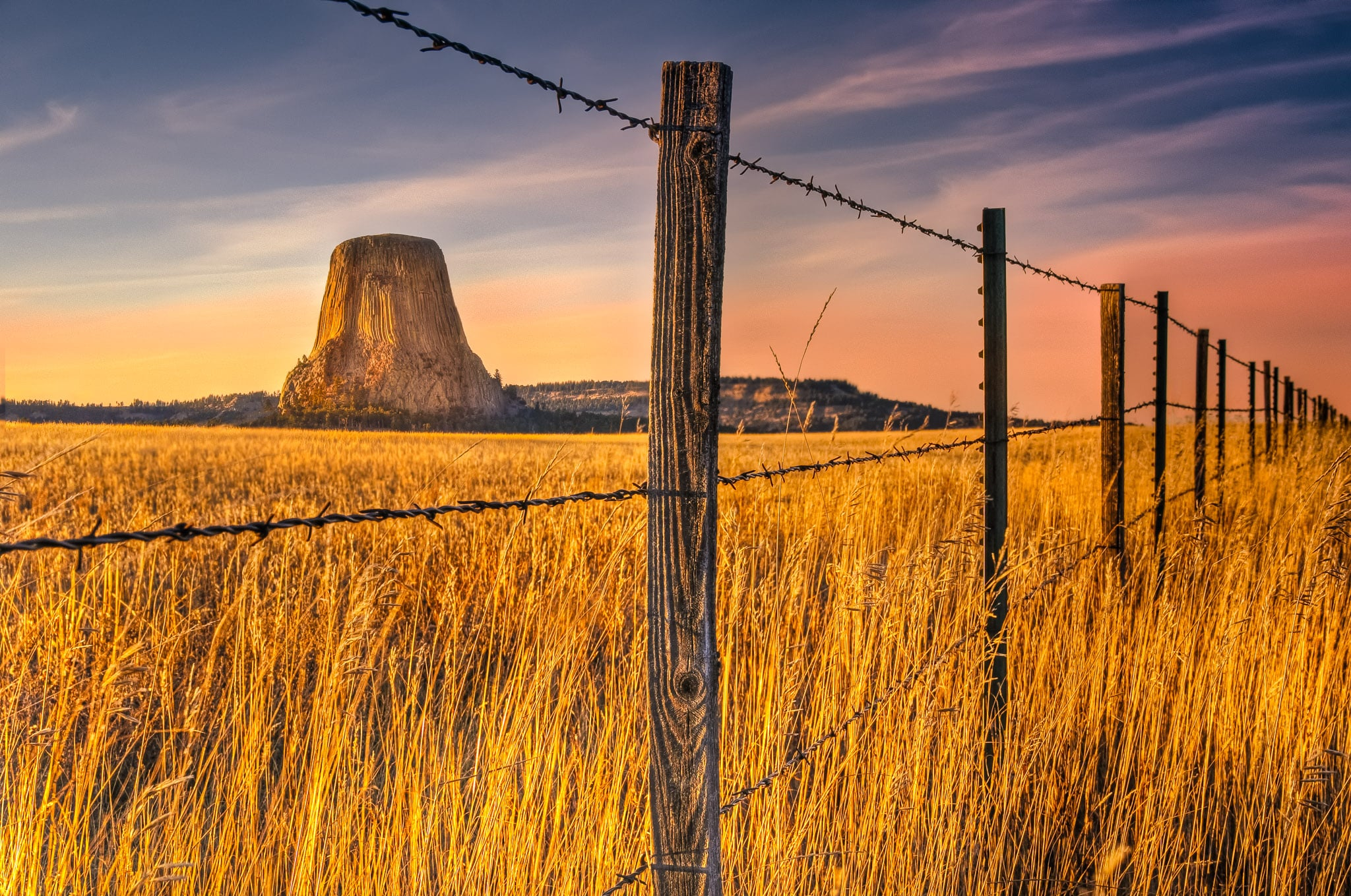Devils Tower National Monument William Horton Photography