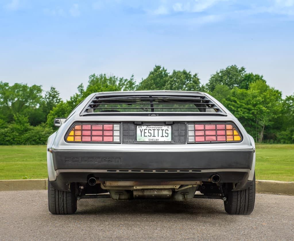 1980s Car Photographs