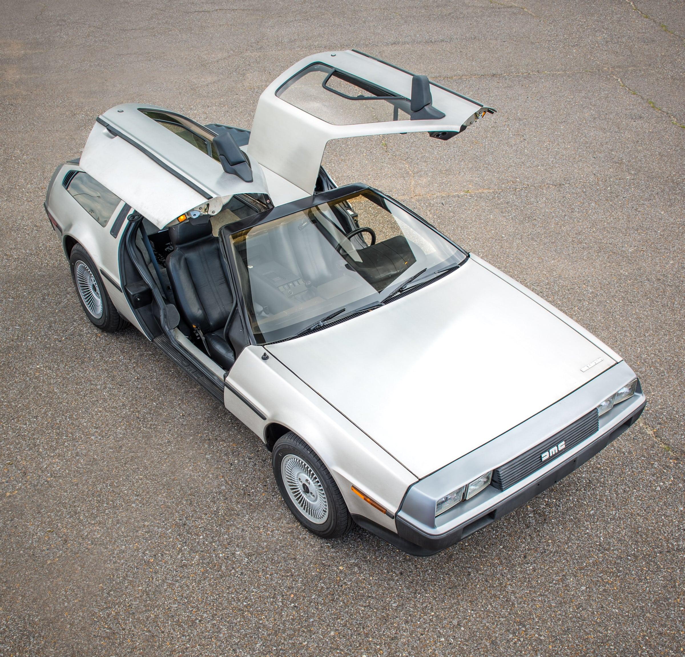 1982 DeLorean DMC-12 Article | William Horton Photography