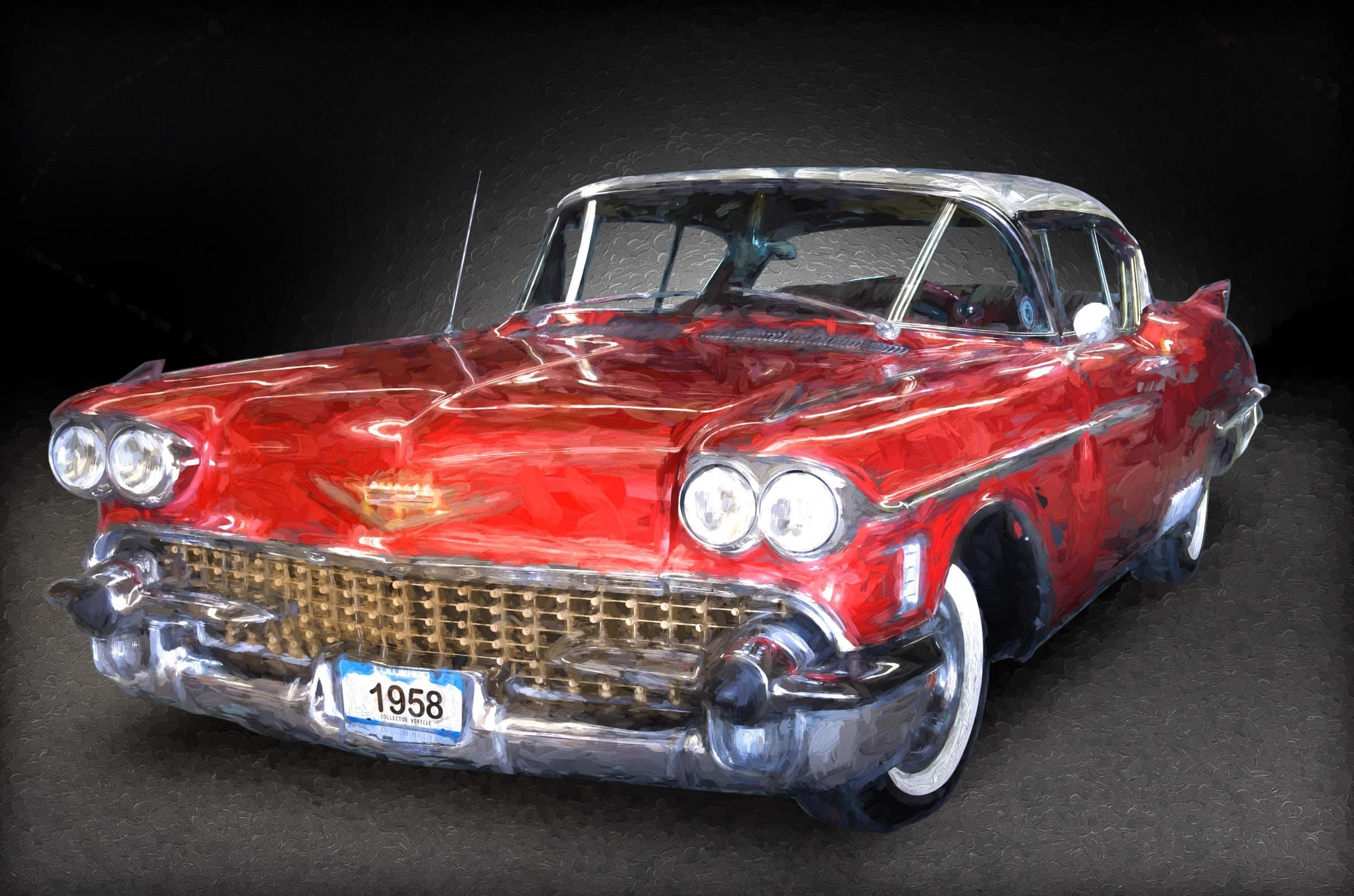 1958 Cadillac Eldorado Seville William Horton Photography