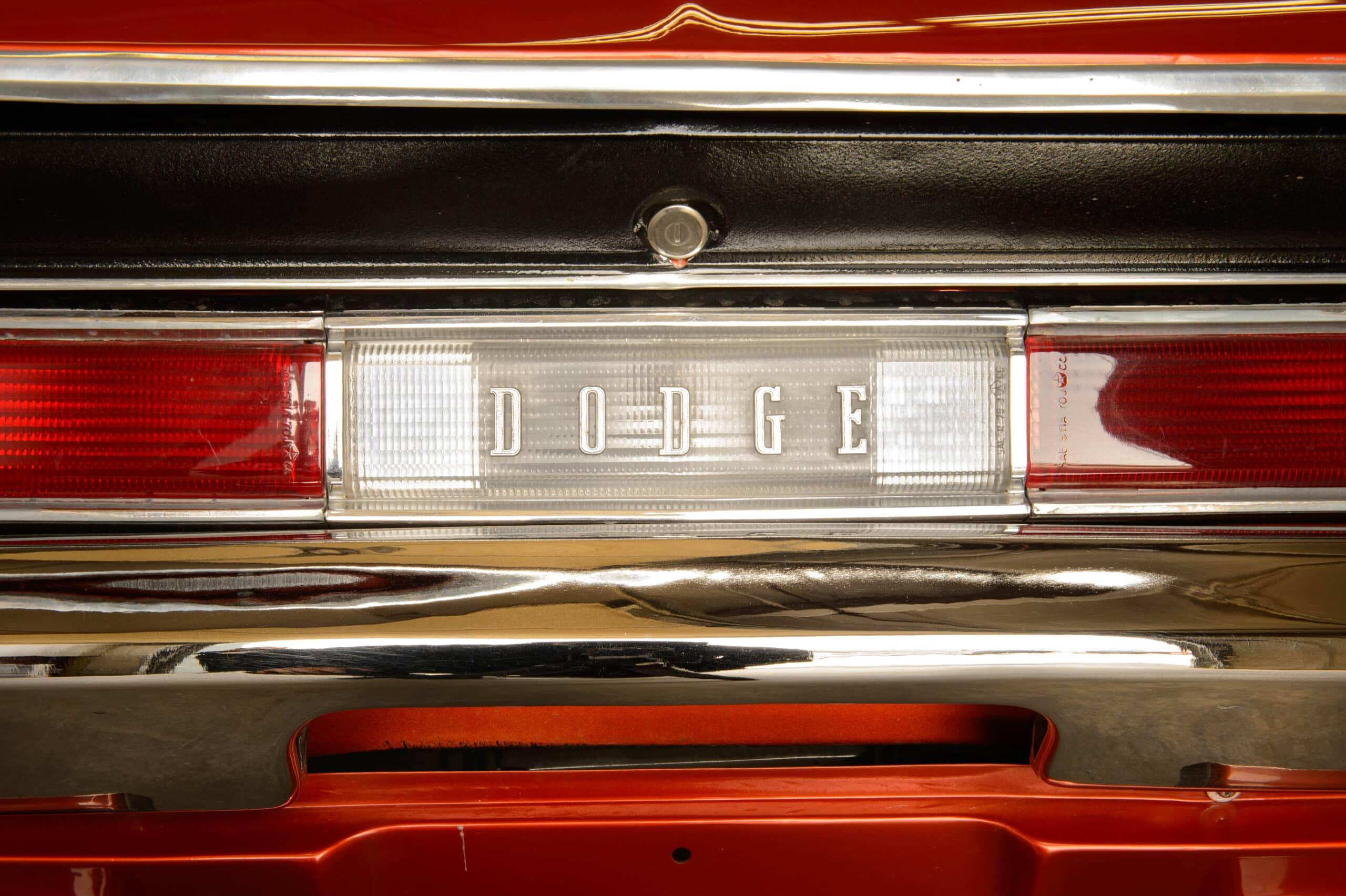 1970 Dodge Challenger R/T SE Hemi