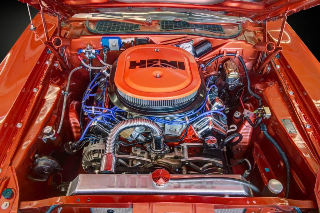 1970 Dodge Challenger R/T SE Hemiv