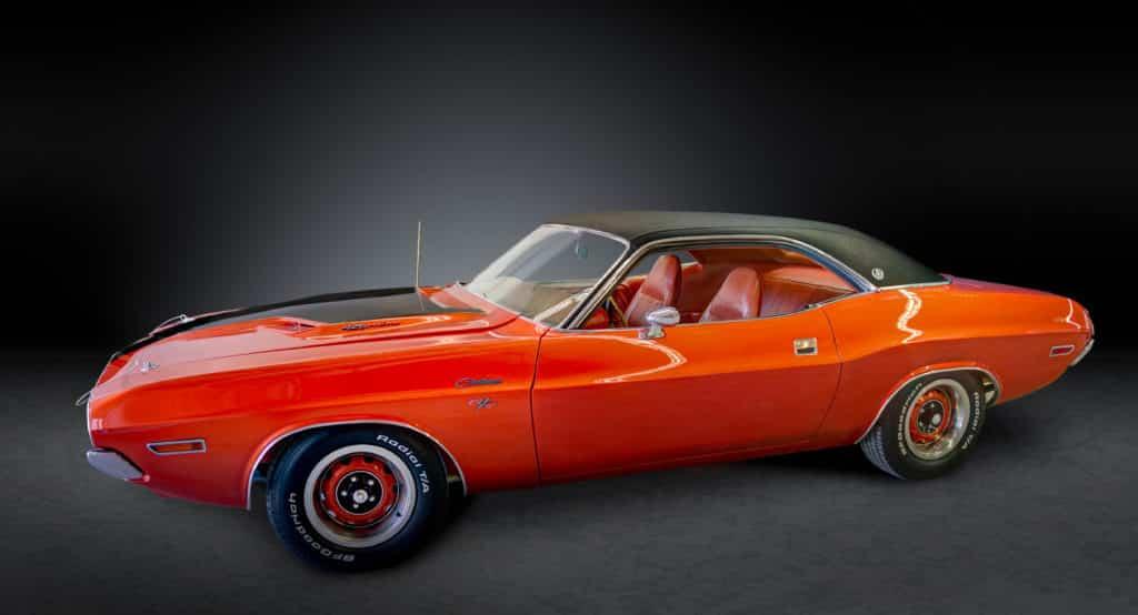 1970s Car Photographs