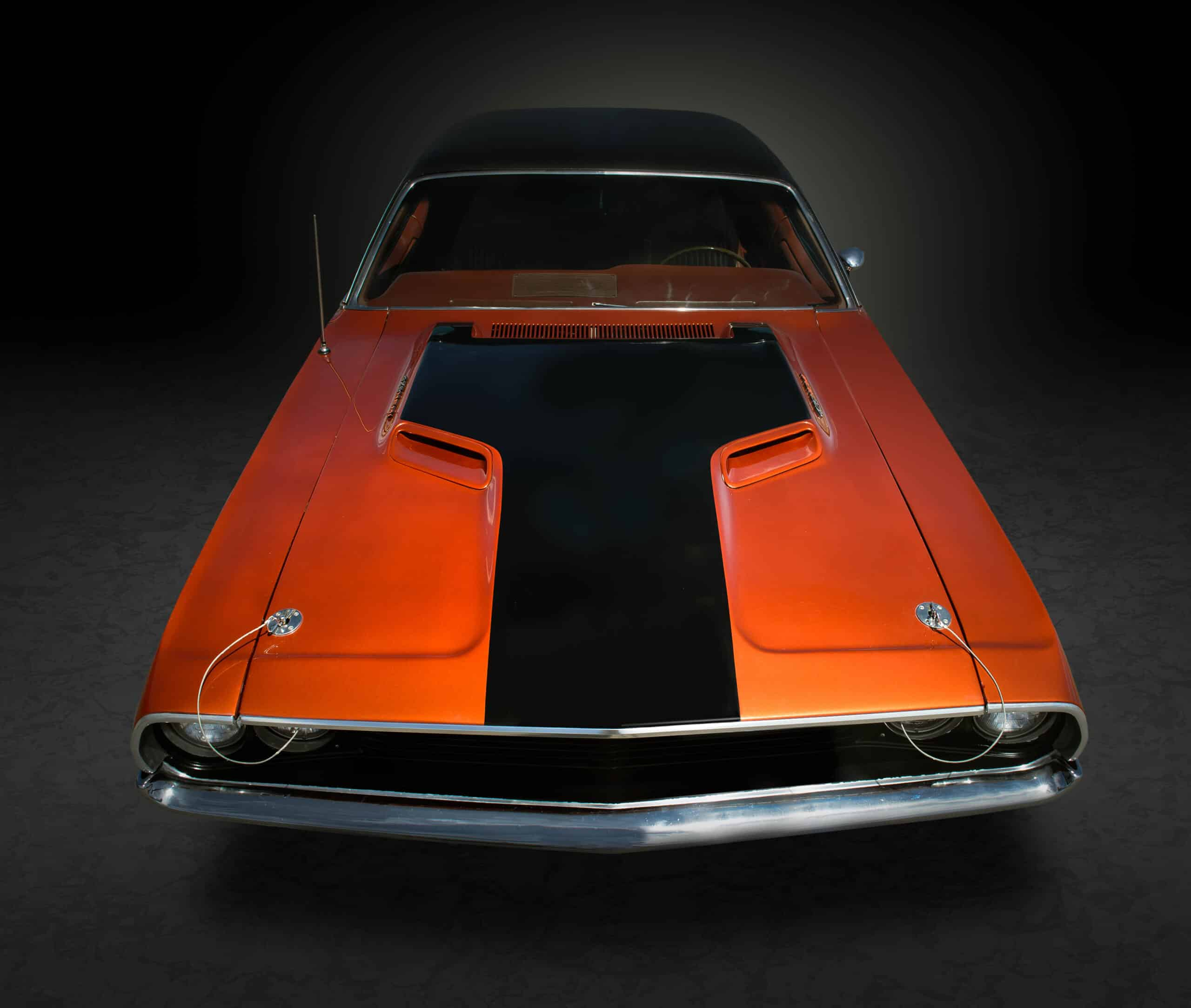 1970 Dodge Challenger R/T SE Hemi Article | William Horton Photography