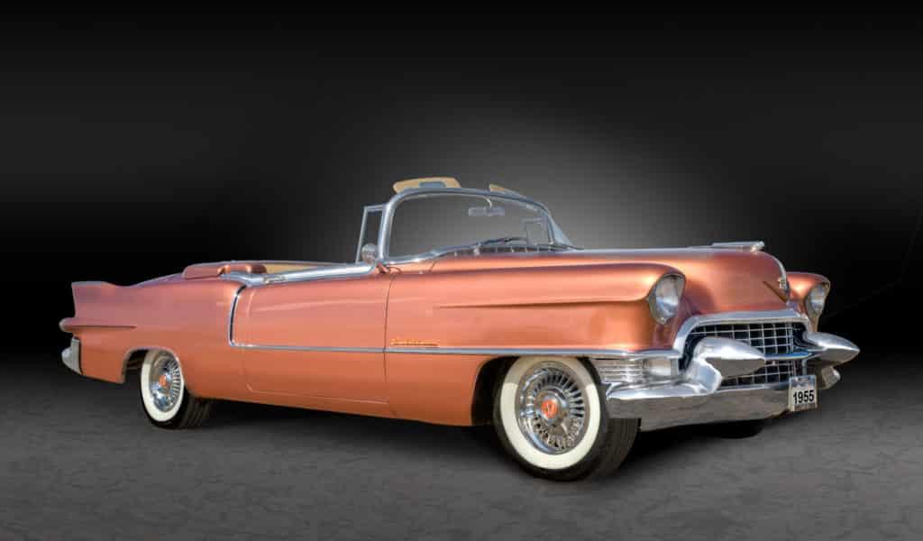 Mid Valley Dodge >> 1955 Cadillac Eldorado Biarritz Convertible | William ...