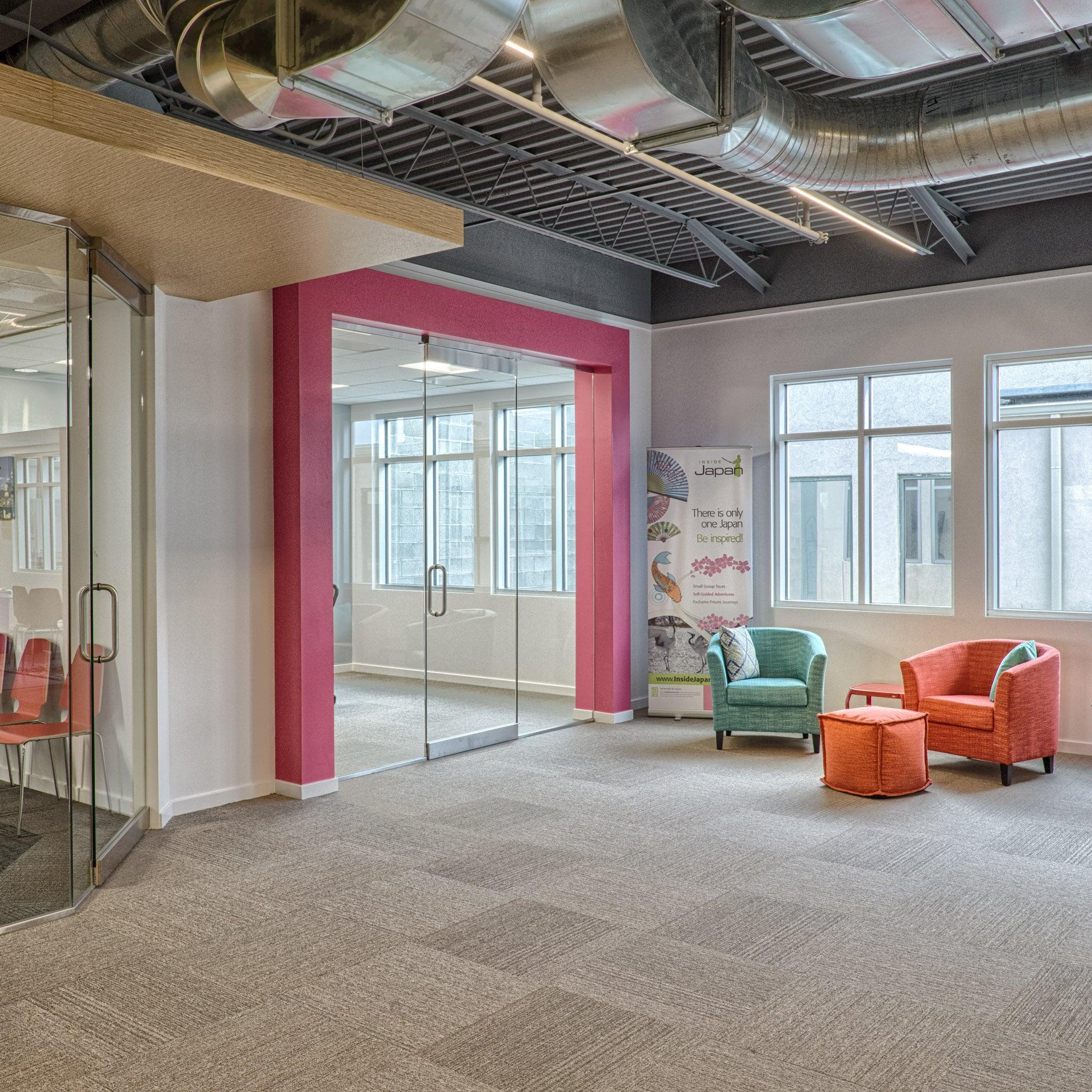 Modern Open-Concept Office