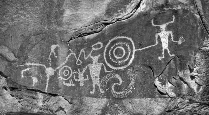 Dinosaur National Monument Petroglyphs
