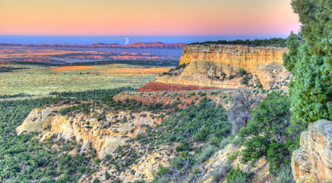 Dinosaur National Monument Landscapes