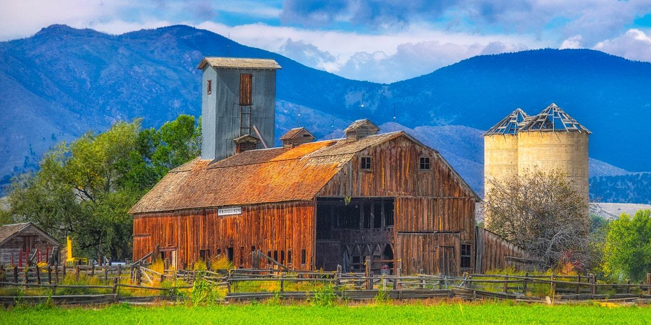 Old Front Range Farm