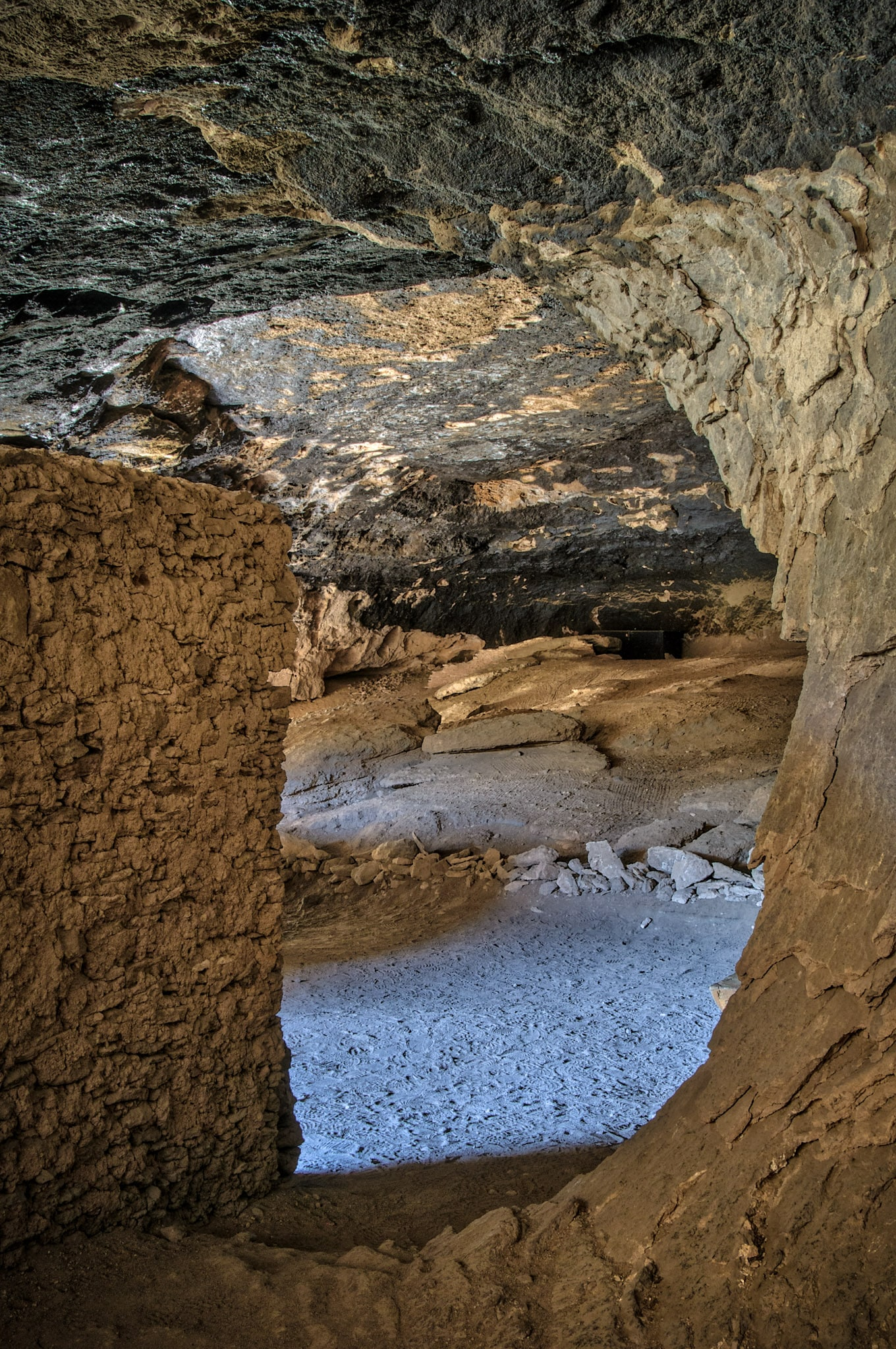 Dwelling In The Word: Gila Cliff Dwellings National Monument