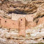 Montezuma Castle is a Sinaguan cliff dwelling near present-day Camp Verde, Arizona. It is part of Montezuma Castle National Monument.